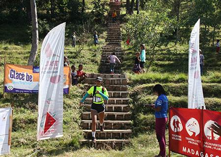 Traileur trail de l'Ile Rouge Madagascar